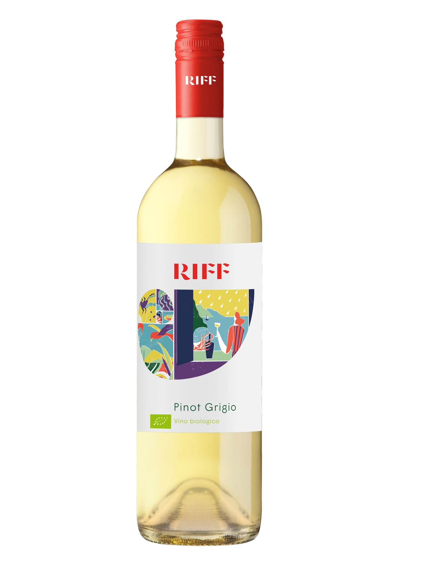 image of wine label
